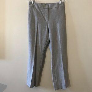 Loft Slim Cut Marisa Grey Pants 🔥NWT